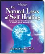 3-Pack Intro - 15% off! Healing Visualizations (book), Natural Laws of Self Healing (CD), and Kabbalah for Inner Peace (book)